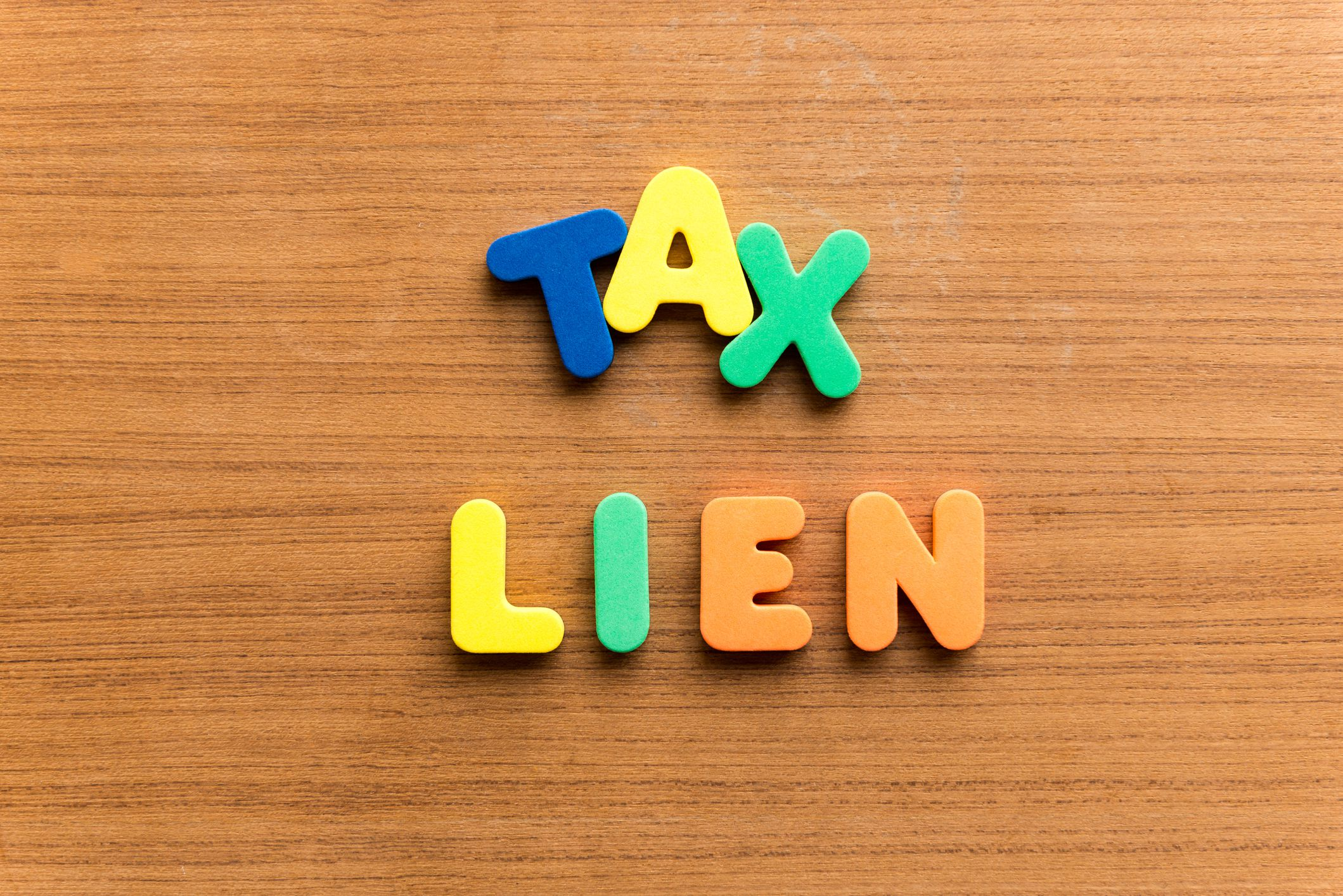 What Should I Do If I Have A Tax Lien