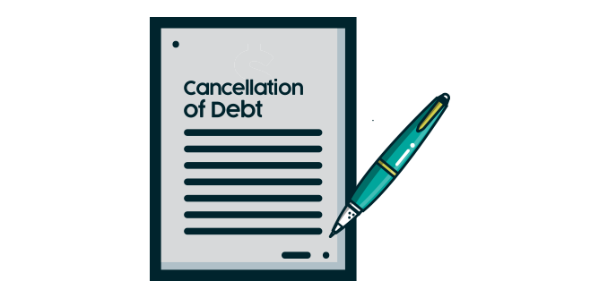 When Is Cancelled Debt Considered Income?
